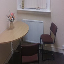 Rooms For Hire At BPRCVS